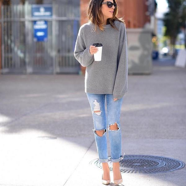 Модные кофты свитера осень-зима 2020 новинки фото картинки