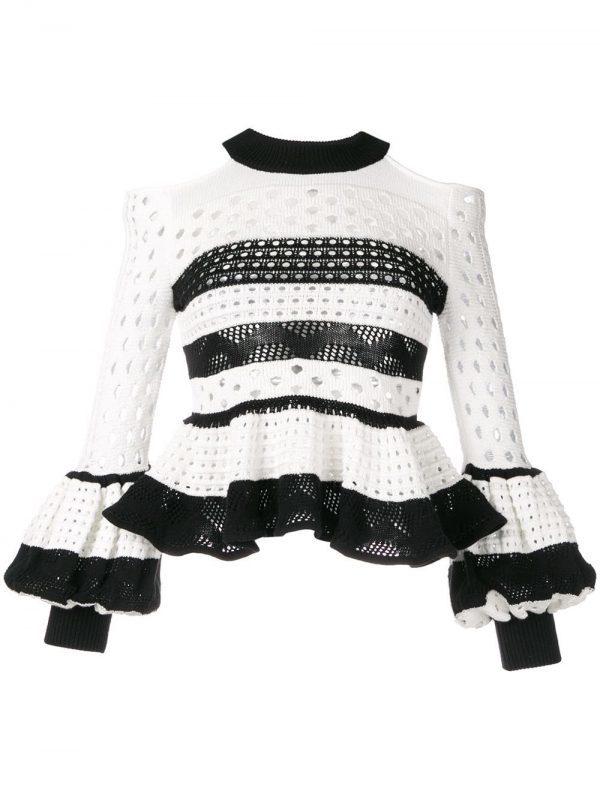 Стильные женские свитера 2020 модные тенденции фото новинки