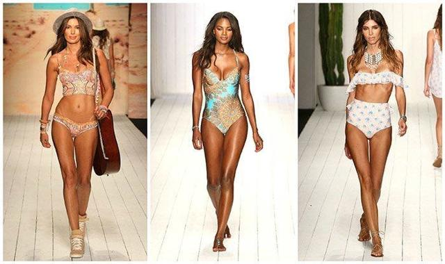 Модные пляжные образы 2020 стильные луки новинки 55 фото