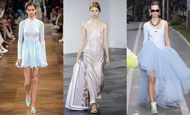 Женская мода весна-лето 2019 актуальные тренды, новинки фото