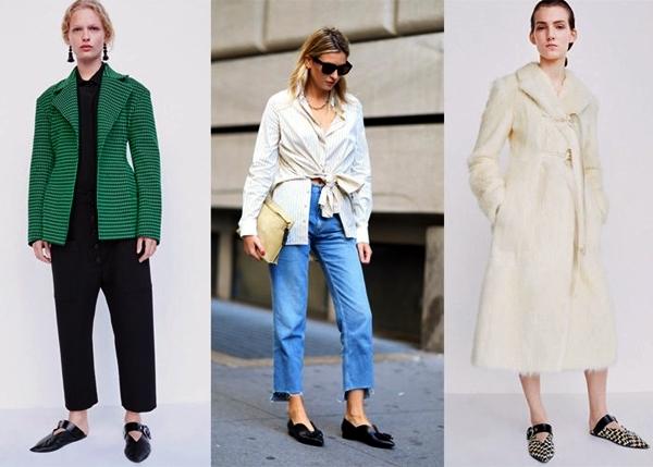 Модные мюли 2019 самые модные модели тенденции фото новинки
