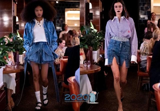 Модные женские джинсы 2020 тенденции новинки 26 фото