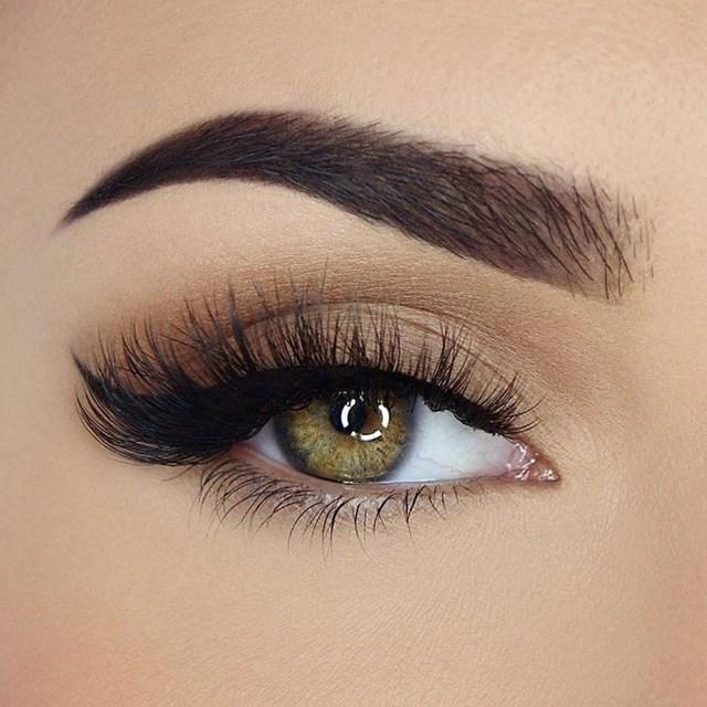 Свадебный макияж для зеленых глаз 2020 - тренды, идеи, фото
