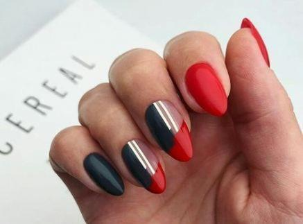 Рисунки на ногтях шеллаком 2020 фото стильные идеи новинки
