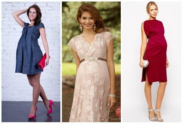 Мода для беременных 2020 фото образы тенденции