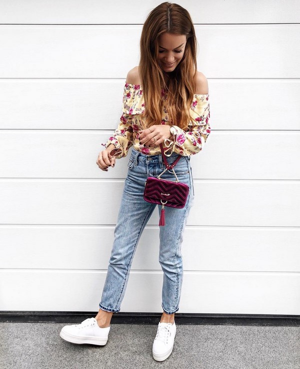 Самые модные джинсы женские 2019 лучшие тренды НОВИНКИ фото