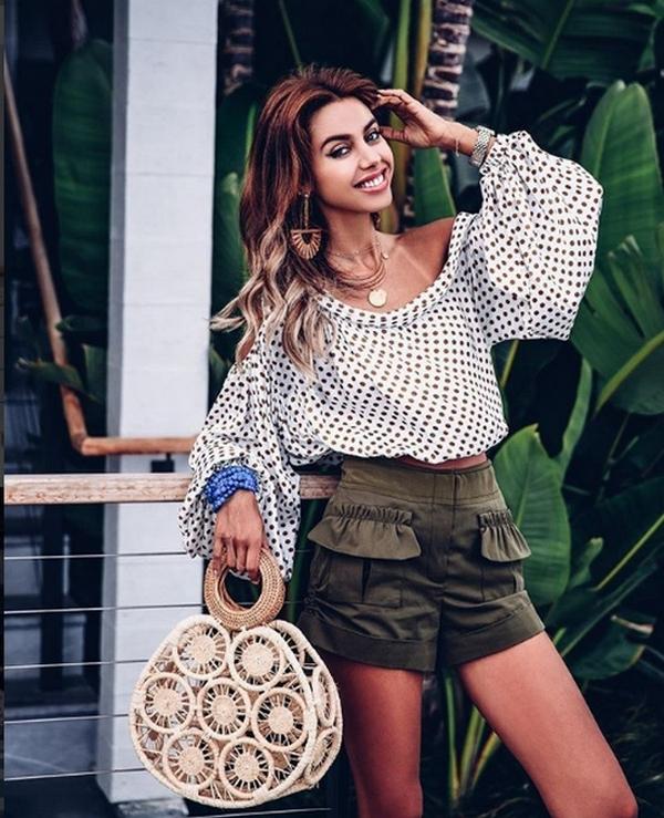 Пляжная мода лето 2020 фото модные луки образы новинки