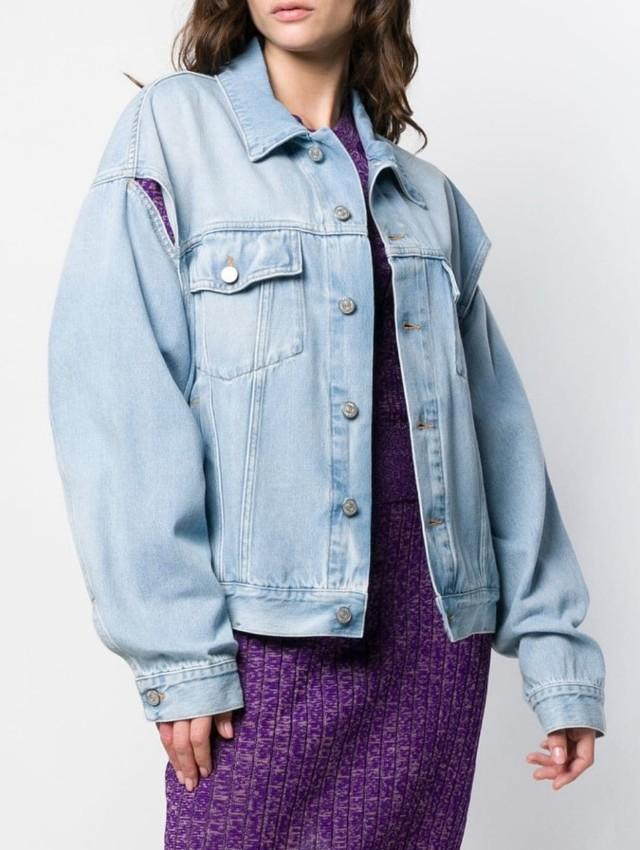 Джинсовые куртки весна-лето 2020 - с чем модно носить, фото