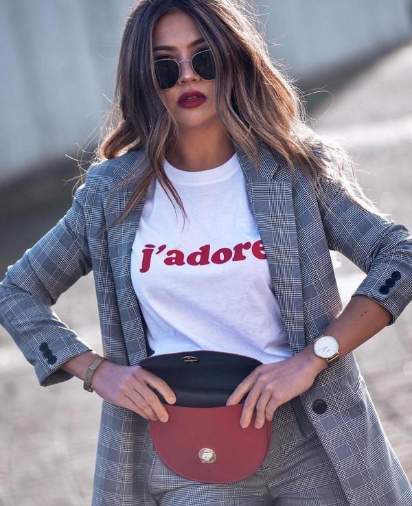 c чем носить джинсовый пиджак фото 2020 модные примеры