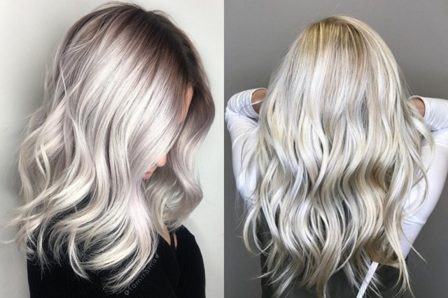 Модная покраска волос 2019 весенние новинки тенденции фото