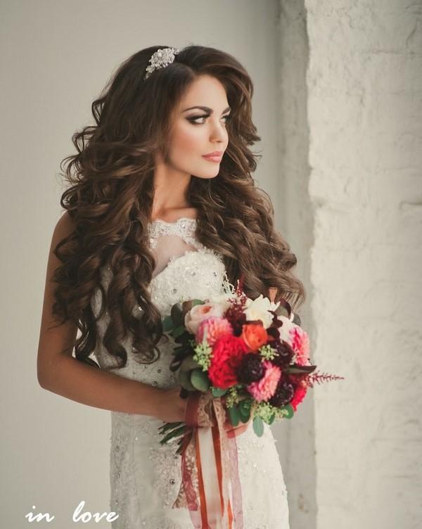 Свадебные прически 2020 года 100 самых модных новинок с фото