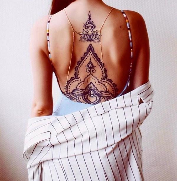 Самые модные татуировки для девушек 2020 стильные идеи фото