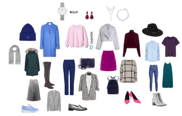 Одежда по цветотипу внешности весна-лето 2020 фото