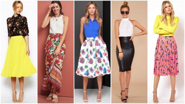 Модные юбки 2020 фото фасоны новинки