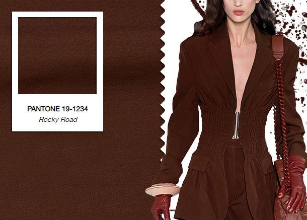 Модные цвета в одежде в 2020 году: фото