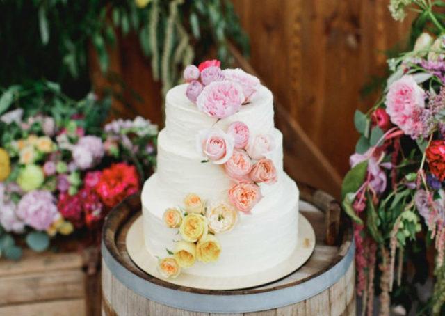 Красивые свадебные торты 2020 фото 66 модных идей