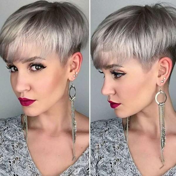 Стрижки для тонких и редких волос фото новинки 2020 модели