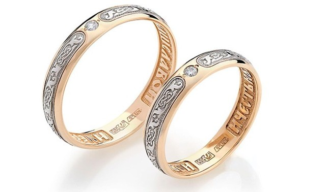 Красивые свадебные кольца 2020 фото модные новинки
