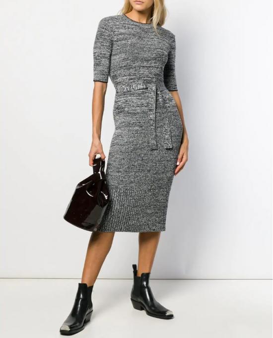 Модный трикотаж 2019-2020: трендовая одежда, новинки, образы