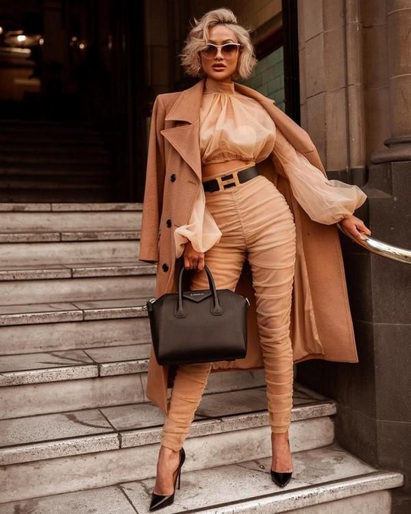 Мода зимы 2020 фото новинки тенденции