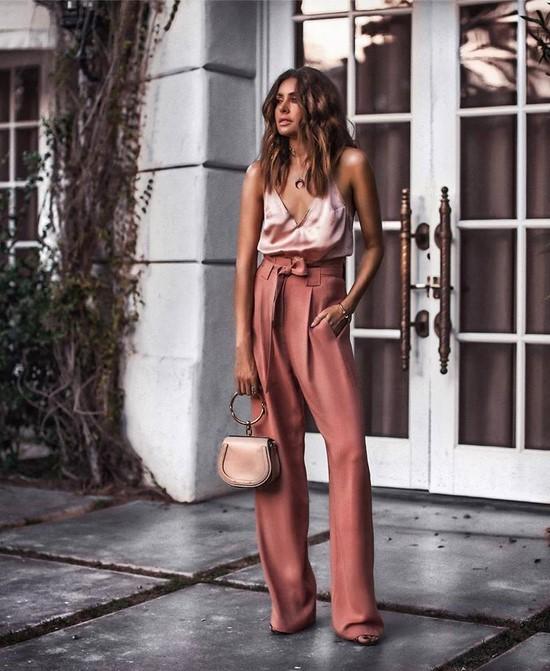 Модные женские брюки весна-лето 2020 фото фасоны новинки