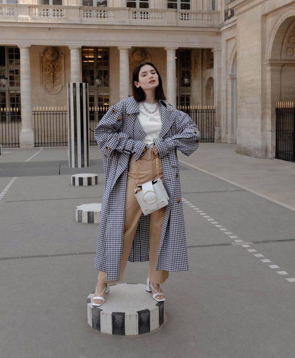 Модные тренчи и плащи 2019 фото, тренды, идеи образов