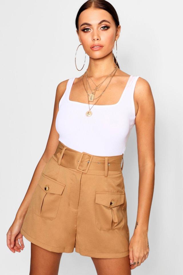 Самые модные шорты весна-лето 2020 фото тенденции новинки