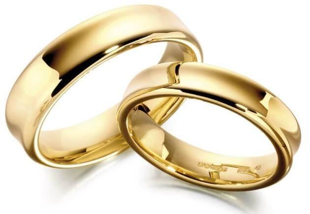 Свадебные кольца 2019 самые модные и красивые варианты ФОТО