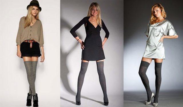 Стильные женские гетры 2020 фото с чем носить