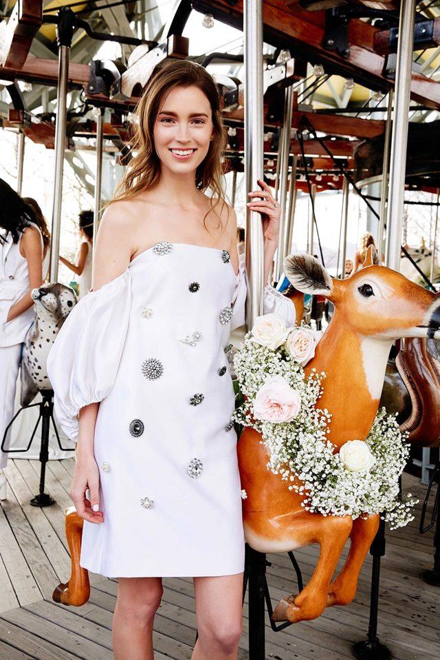 Свадебные платья для второго брака 2020 года - стильные фото