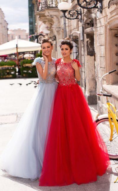 Платья на выпускной 2020 11 класс фото модные новинки