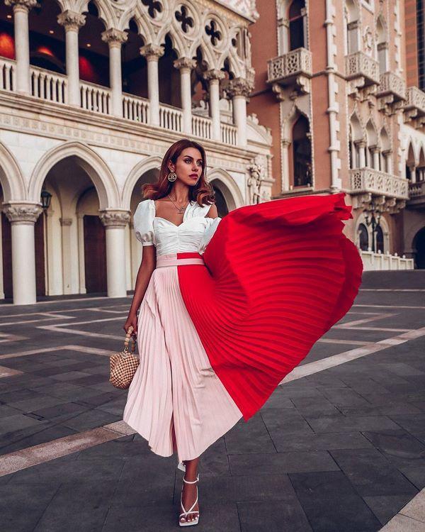 c чем носить кружевную юбку фото 2020 стильные луки образы