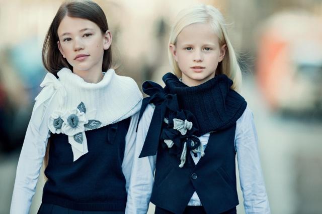 Модная школьная форма для девочек учебный год 2019-2020 фото