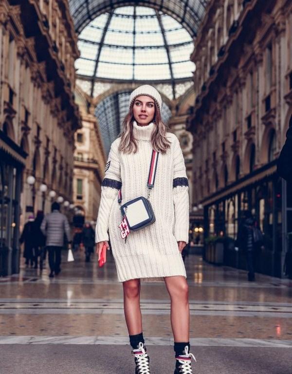 lookbook 2020: Стильные зимние женские образы с фото outfit