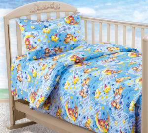 Какое постельное белье выбрать ребенку в детскую 2019-2020