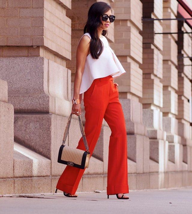 Модные женские брюки весна-лето 2019 ФОТО НОВИНКИ