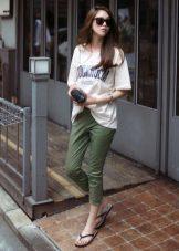 Модные сандалии шлепанцы вьетнамки 2020 фото