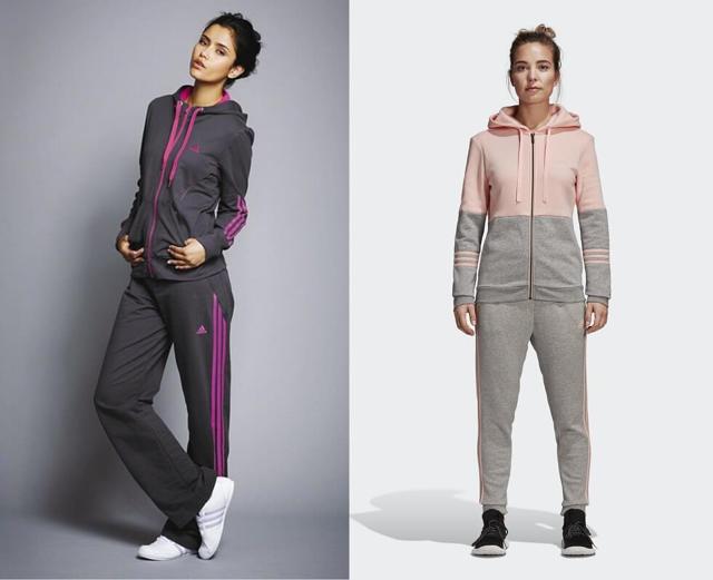 Модные спортивные костюмы для девушек 2020 фото новинки